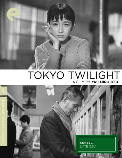 Poster de Tokyo Twilight (Crepúsculo de Tokio)