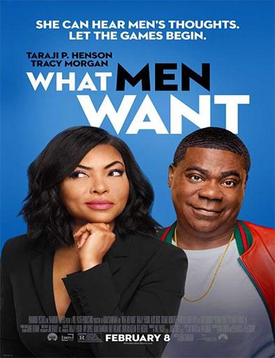 Poster de What Men Want (Lo que los hombres quieren)