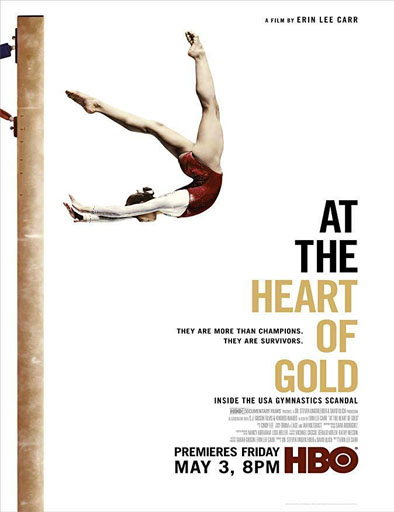 Poster de At the Heart of Gold: Inside the USA Gymnastics Scandal