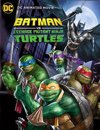 Poster de Batman vs. Teenage Mutant Ninja Turtles