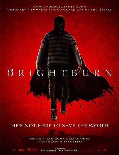 Poster de Brightburn: Hijo de la oscuridad