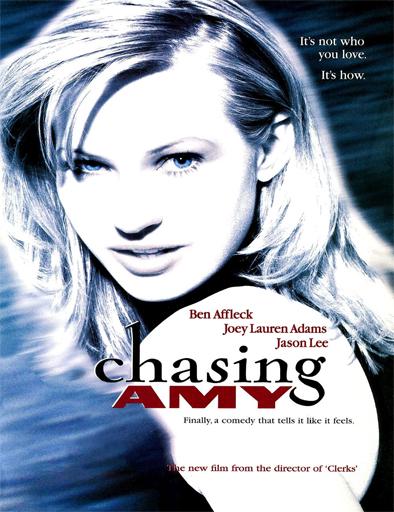 Poster de Chasing Amy (La otra cara del amor)