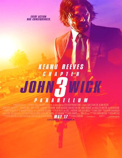 Poster de John Wick: Chapter 3 - Parabellum