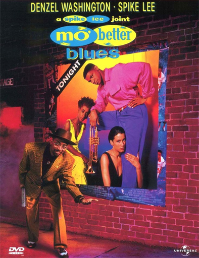 Poster de Mo' Better Blues (Más y mejores blues)