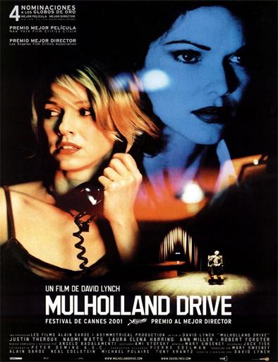 Poster de Mulholland Drive (El camino de los sueños)