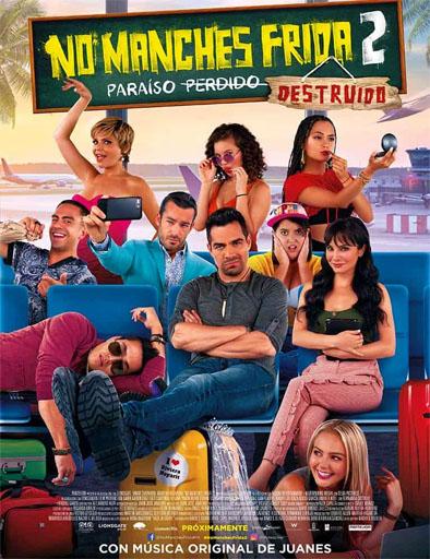 Poster de No Manches Frida 2