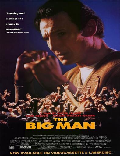 Poster de The Big Man (El gran hombre)