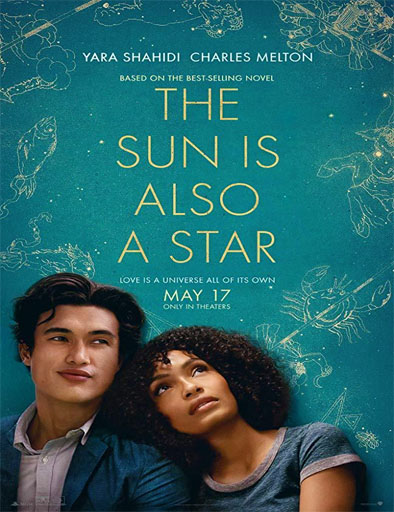 Poster de The Sun Is Also a Star (El sol también es una estrella)