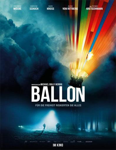 Poster de Balloon (Viento de libertad)