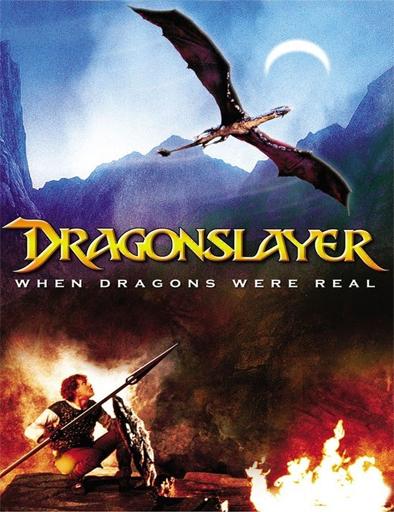 Poster de Dragonslayer (El verdugo de dragones)