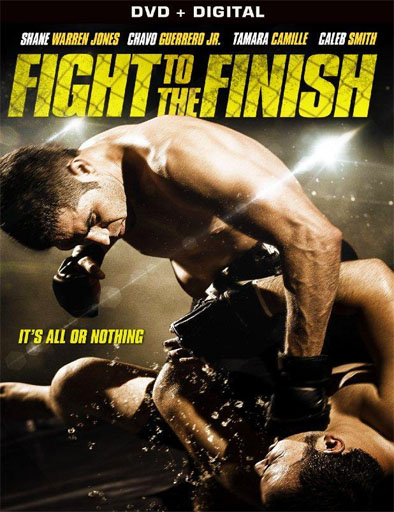 Poster de Fight to the Finish