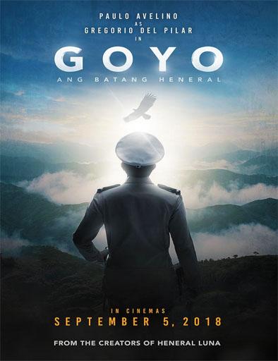 Poster de Goyo: El general joven