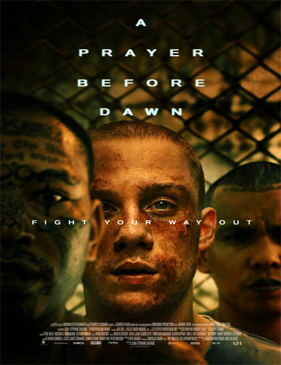 Poster de A Prayer Before Dawn (Una oración antes del amanecer)