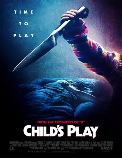 Poster de Child's Play (El muñeco diabólico)