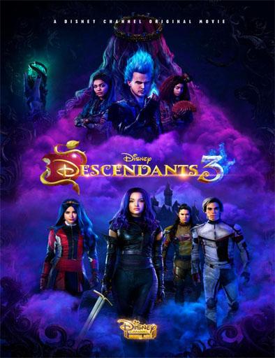 Poster de Descendants 3