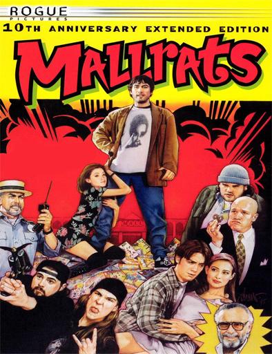 Poster de Mallrats (Jóvenes modernos)