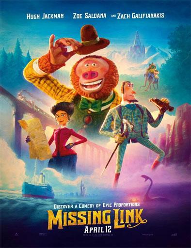 Poster de Missing Link