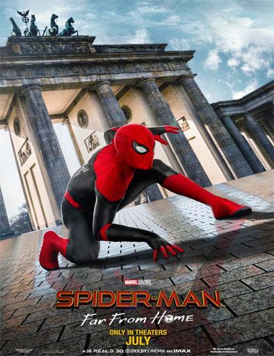 Poster de Spider-Man: Far from Home