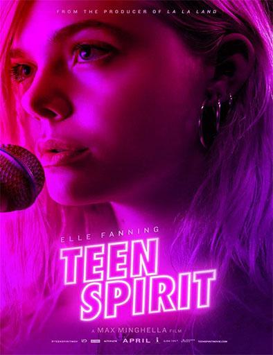 Poster de Teen Spirit (Alcanzando tu sueño)