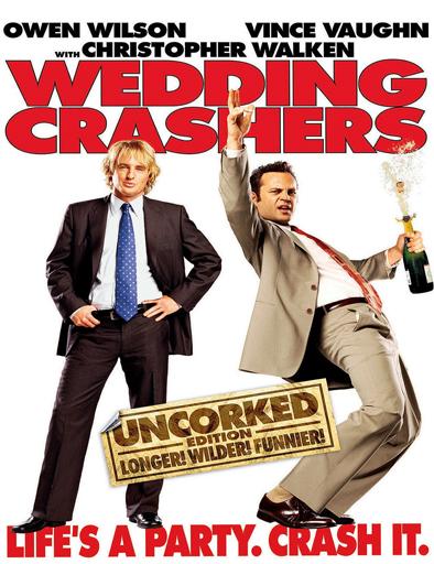 Poster de Wedding Crashers (Los rompebodas)