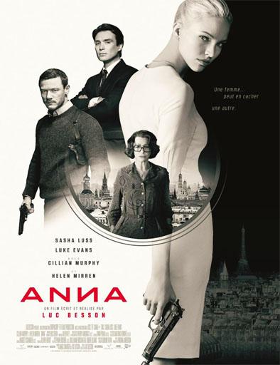 Poster de Anna: El peligro tiene nombre