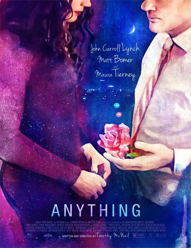Poster de Anything