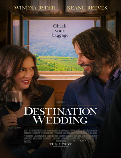 Poster de Destination Wedding (La boda de mi ex)