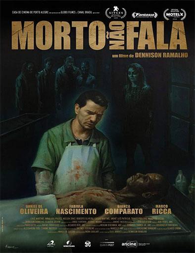 Poster de The Nightshifter