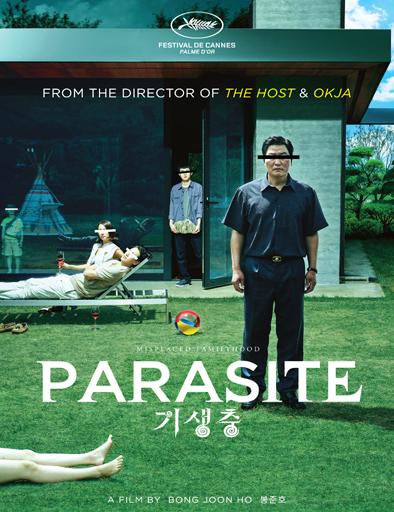 Poster de Gisaengchung (Parasite)