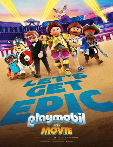 Poster de Playmobil: La película