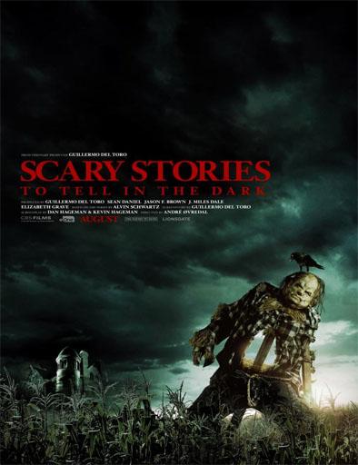 Poster de Historias de miedo para contar en la oscuridad