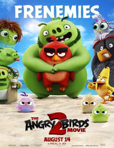 Poster de Angry Birds 2, la película