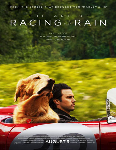 Poster de The Art of Racing in the Rain (Mi amigo Enzo)