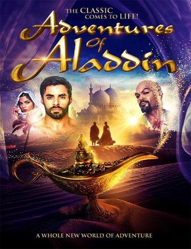 Poster de Adventures of Aladdin