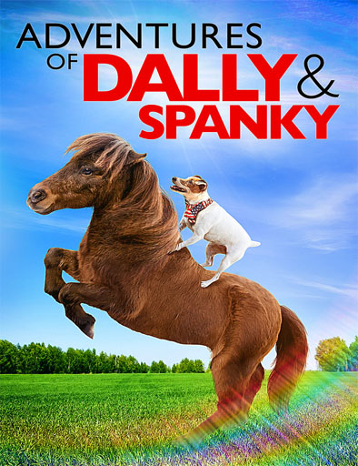 Poster de Adventures of Dally and Spanky