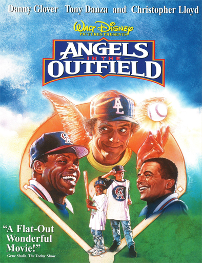 Poster de Angels in the Outfield (Ángeles)