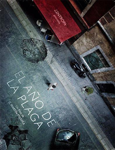 Poster de El año de la plaga