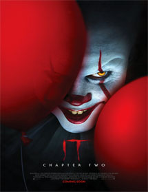 Poster new de It. Chapter Two (It. Capítulo 2)