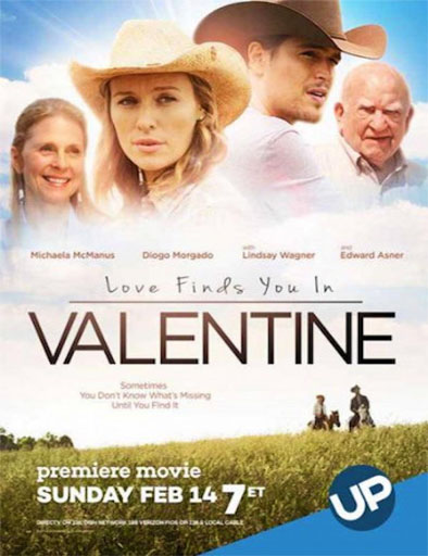 Poster de Love Finds You in Valentine