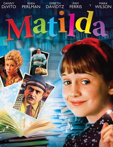 Poster de Matilda
