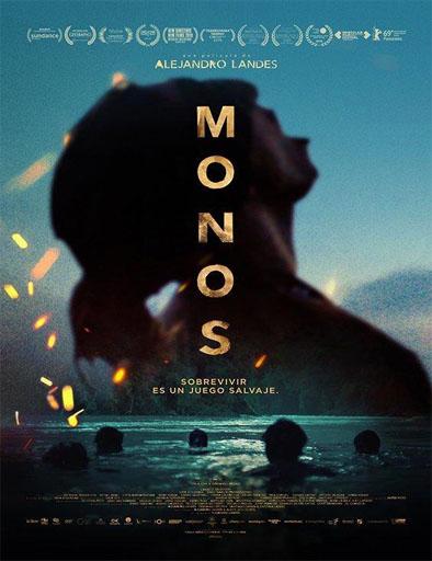 Poster de Monos