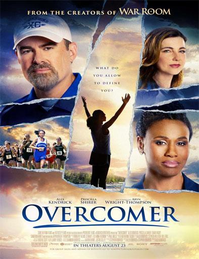 Poster de Overcomer (Vencedor)