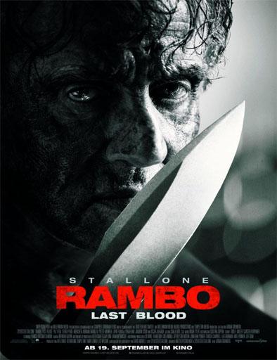 Poster de Rambo: Last Blood