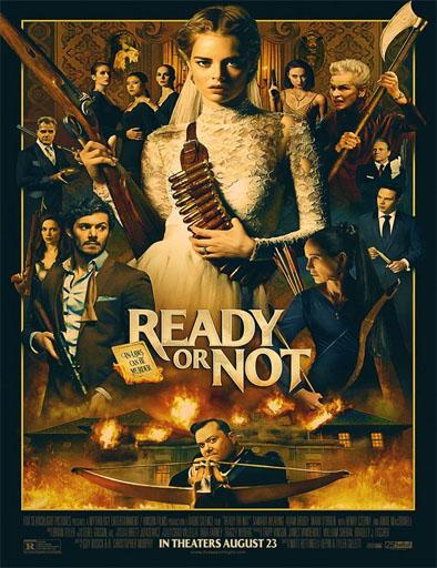 Poster de Ready or Not (Boda sangrienta)