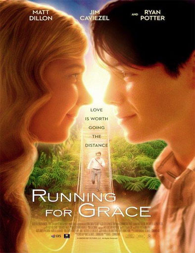 Poster de Running for Grace