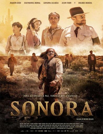 Poster de Sonora