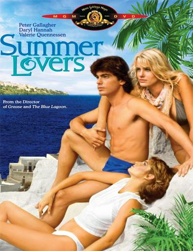 Poster de Summer Lovers (Amor en verano)