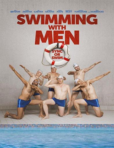 Poster de Swimming with Men