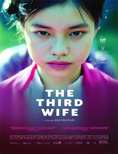 Poster de The Third Wife
