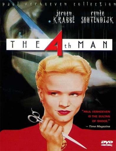Poster de De Vierde Man (El cuarto hombre)
